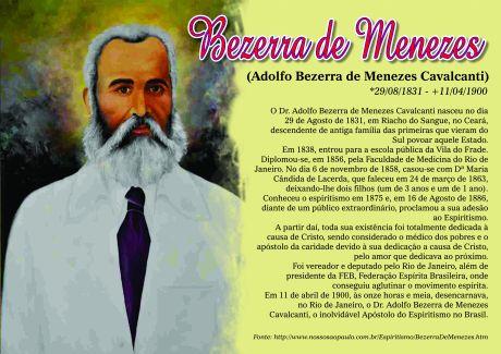 Homenagem ao Doutor Bezerra de Menezes