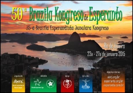23 a 27/01 - Congresso de Esperanto
